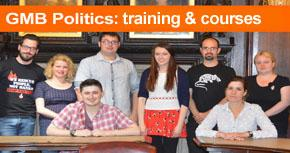 GMB Labour Candidates Programme
