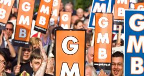GMB@WORK National Organising Campaigns
